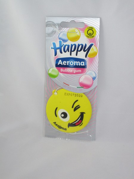 Aeroma Lufterfrischer Happy Smiley 3er Pack