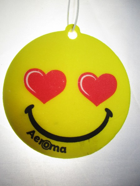 Aeroma Lufterfrischer Happy Smiley Mountain Fresh